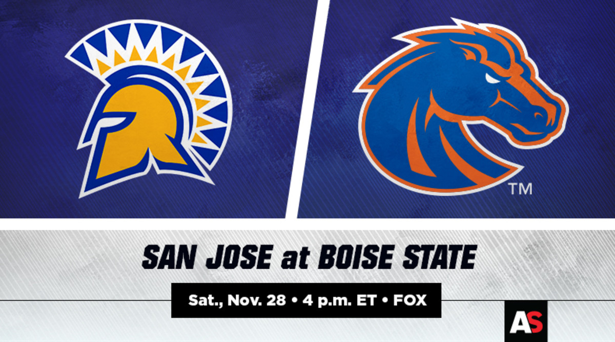 San Jose State (SJSU) vs. Boise State (BSU) Football Prediction and Preview