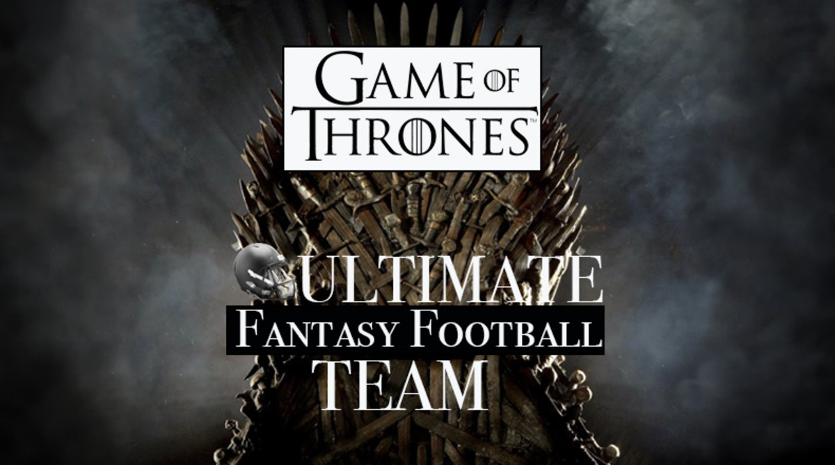 Game of Thrones: Ultimate Fantasy Football Team