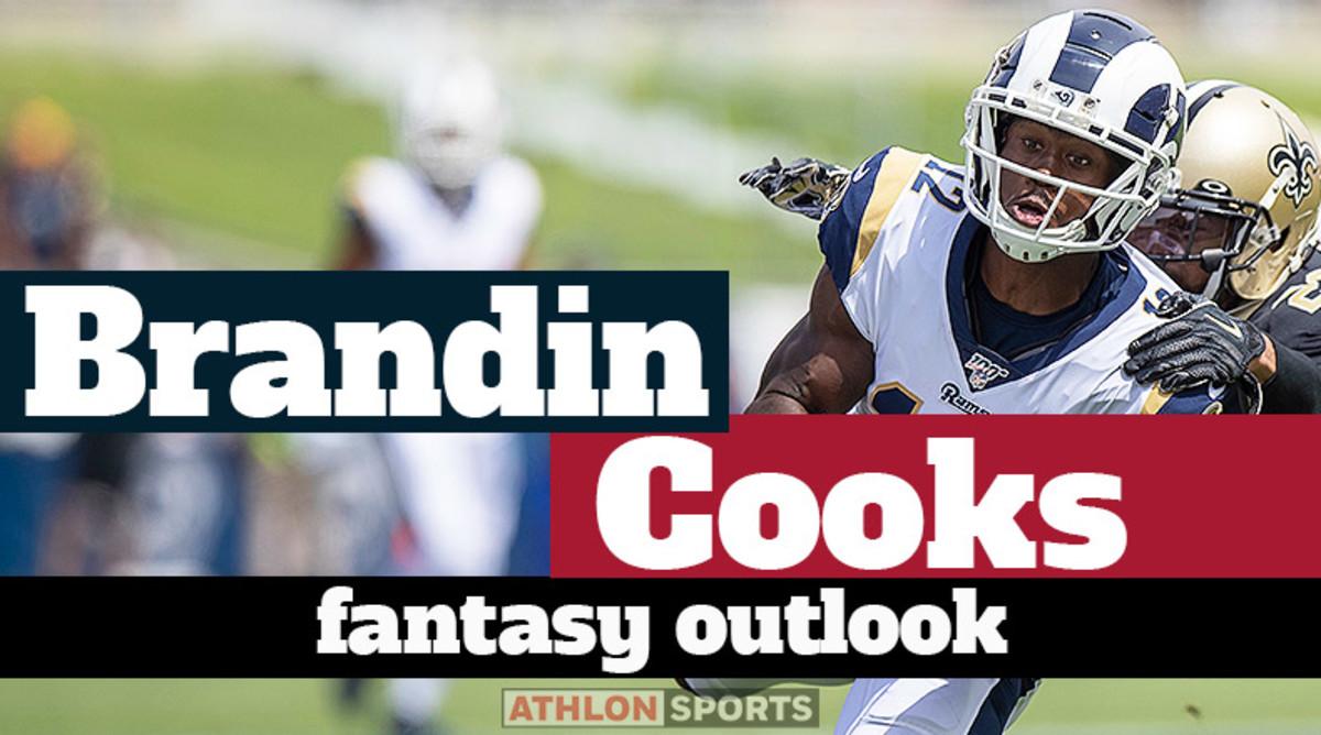 Brandin Cooks: Fantasy Outlook 2020
