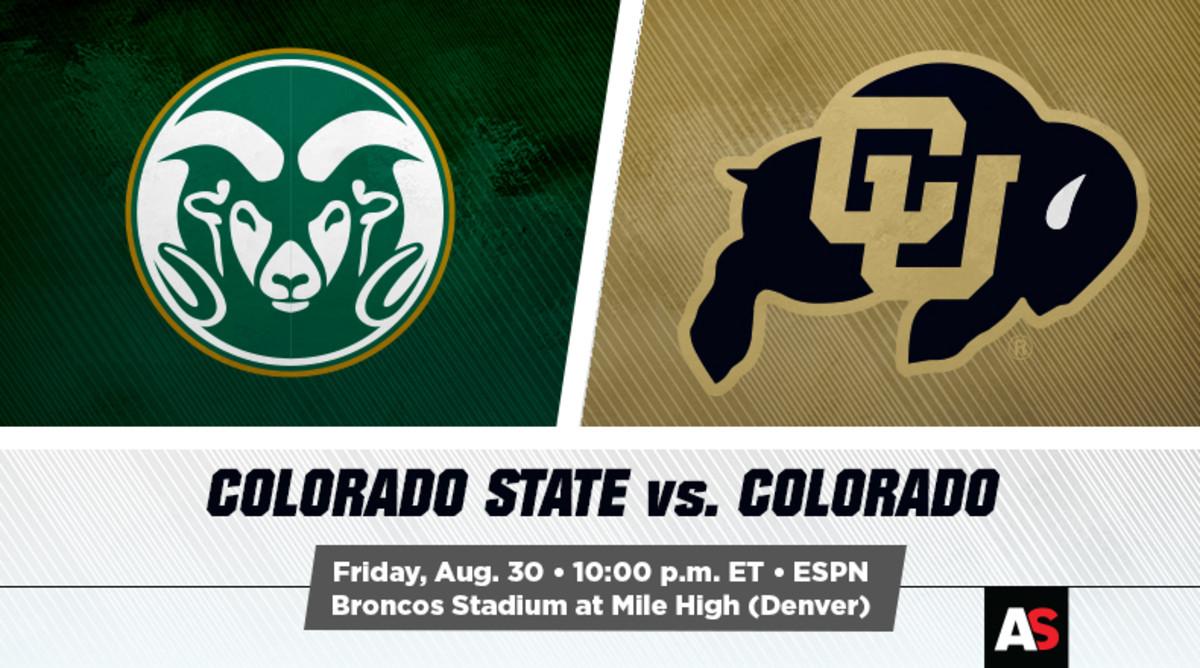 Colorado State vs. Colorado Prediction and Preview