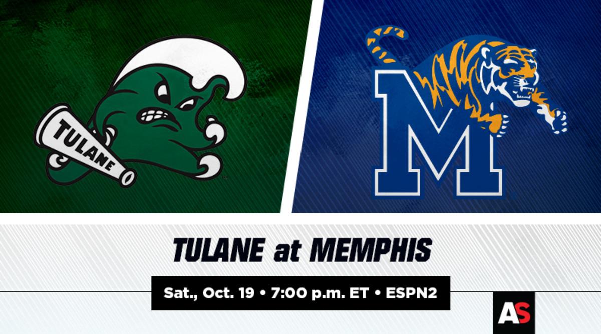 Tulane vs. Memphis Prediction and Preview