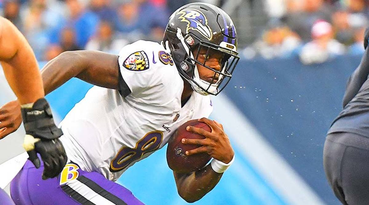 Building a Case for Lamar Jackson as Baltimore's Quarterback of the Present... and Future