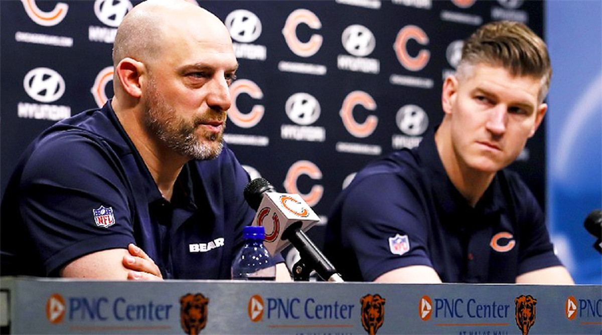 Chicago Bears: 5 Burning Questions Heading Into the Offseason