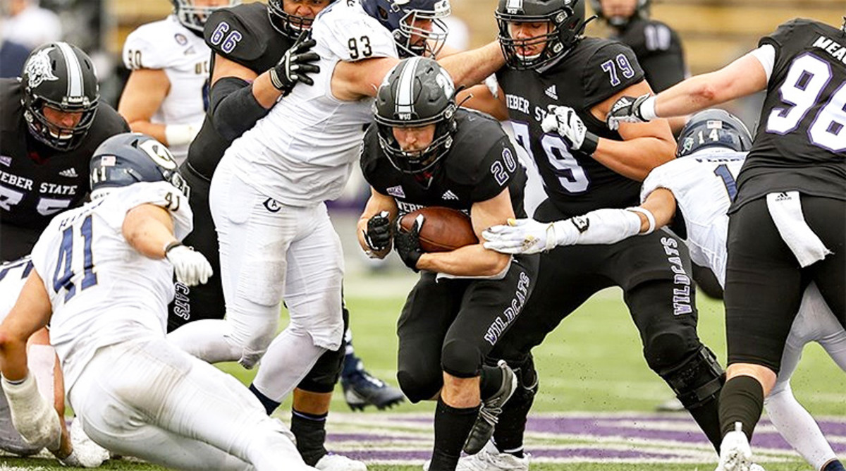 FCS First Round Prediction and Preview: Southern Illinois vs. Weber State