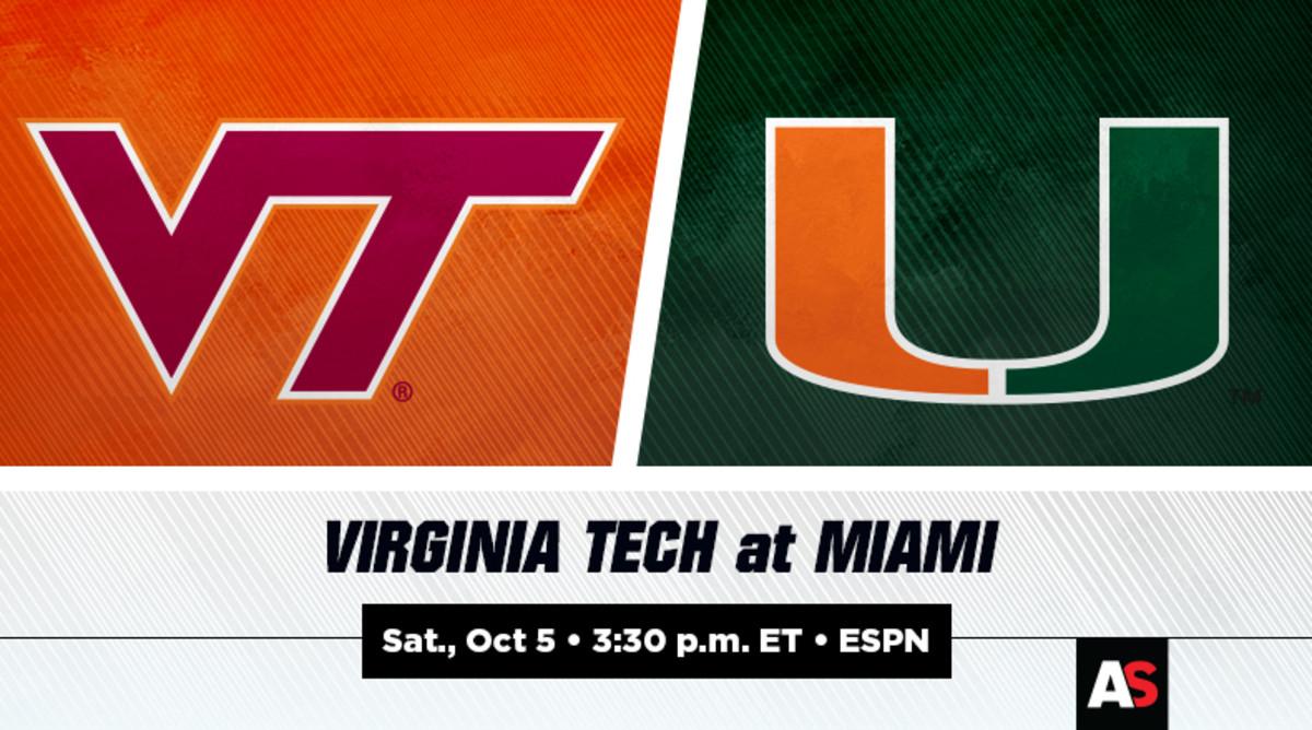 Virginia Tech vs. Miami Football Prediction and Preview