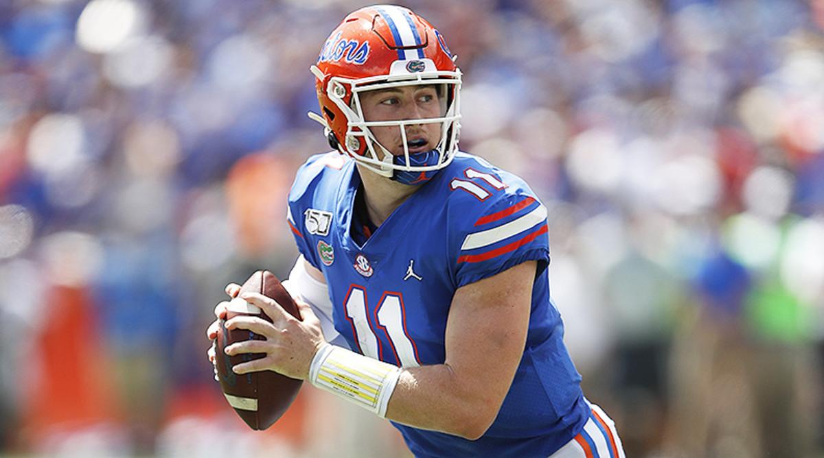 Kyle Trask, Florida Gators Football