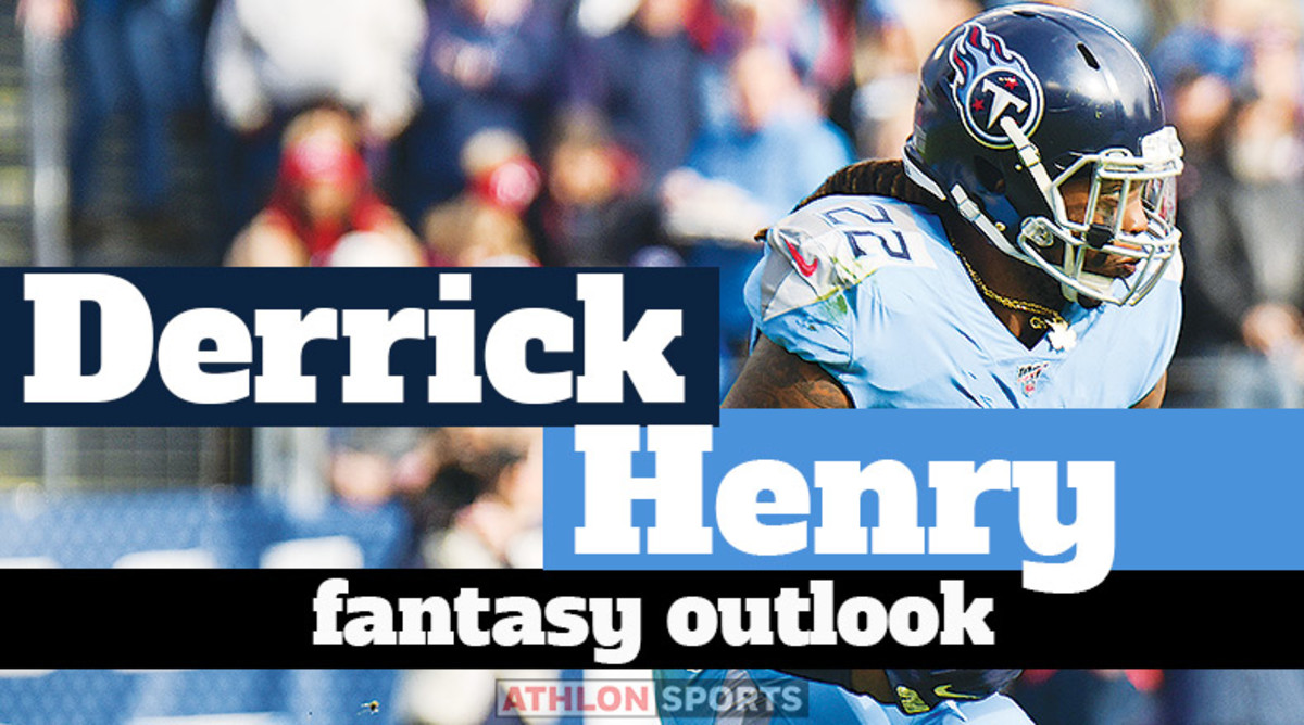 Derrick Henry: Fantasy Outlook 2020
