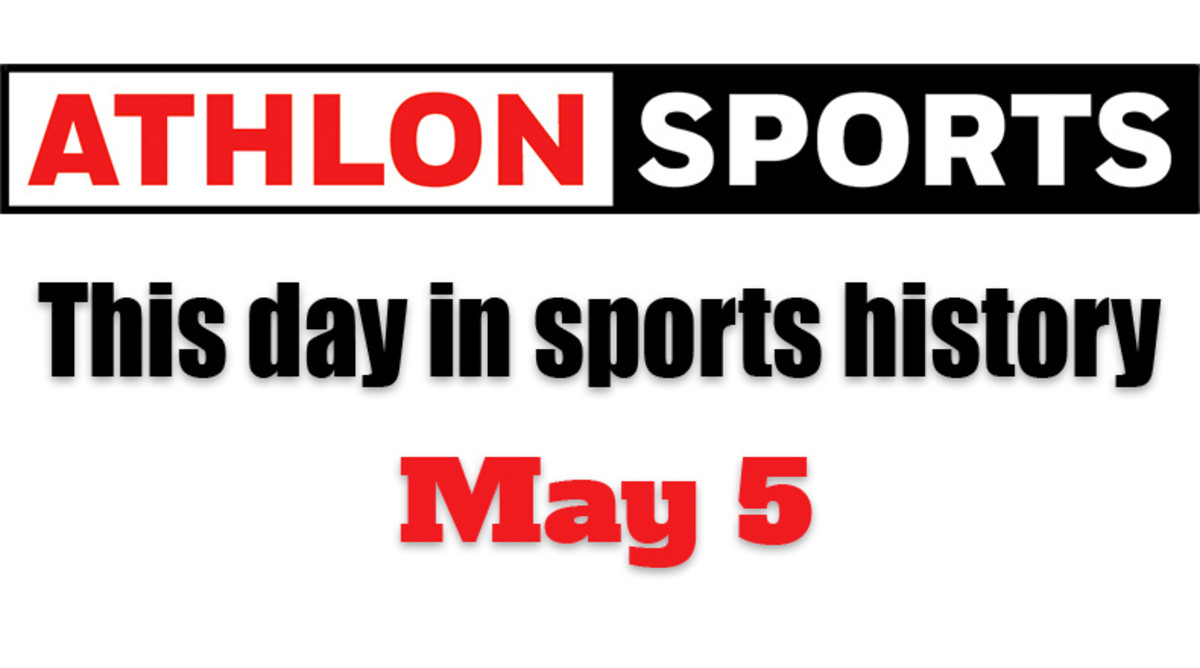 This Day in Sports History: May 5