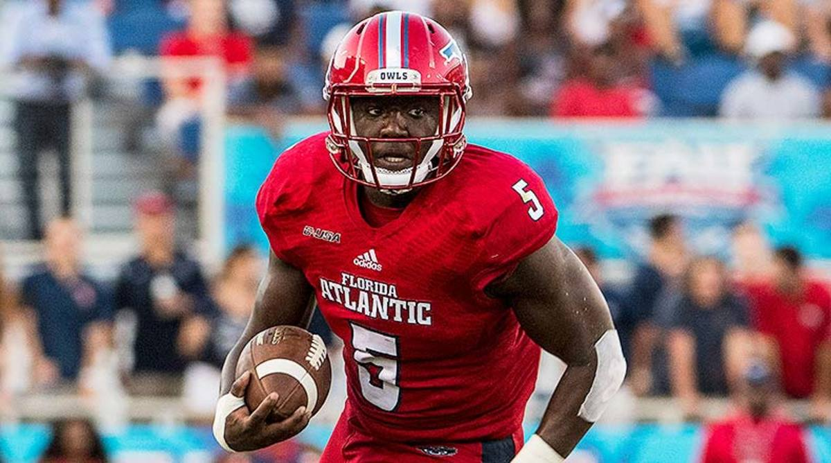 5 Players the Chicago Bears Should Target in the 2019 NFL Draft - Devin Singletary, FAU