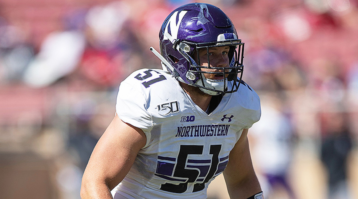 Northwestern Football: 5 2021 NFL Draft Prospects to Watch for the Wildcats