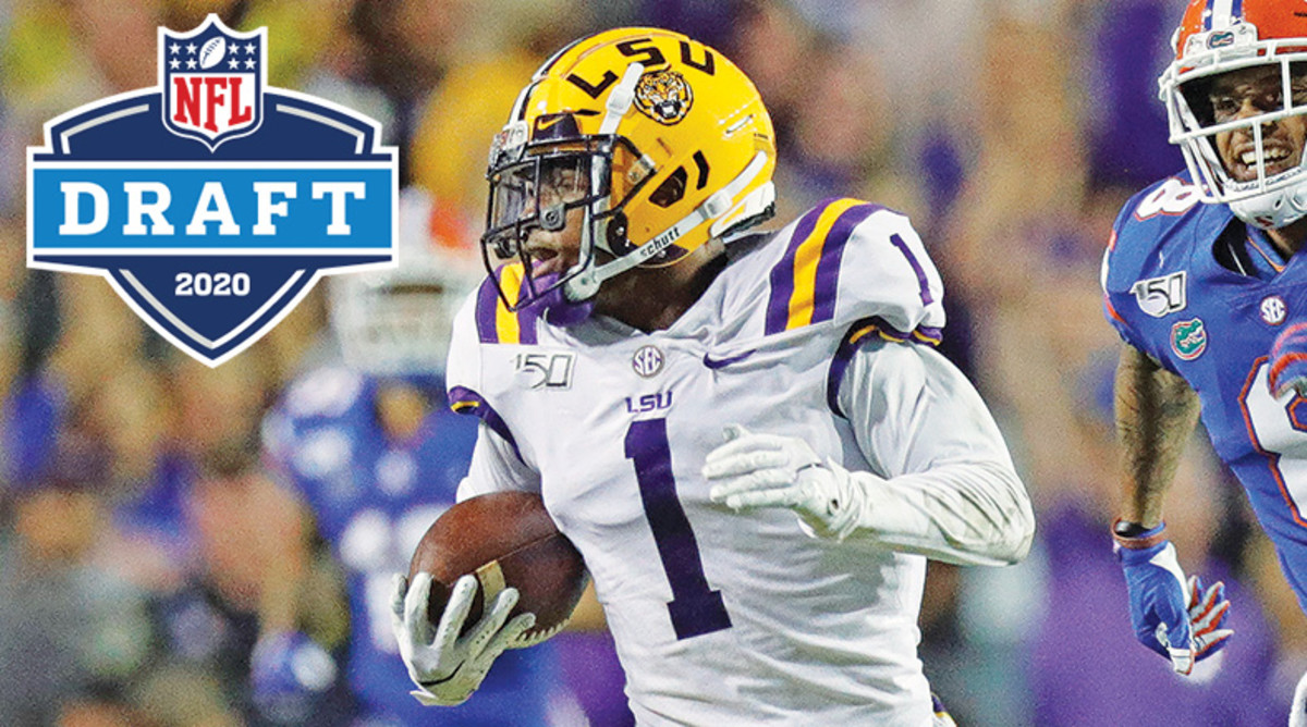 2020 NFL Draft Profile: Kristian Fulton
