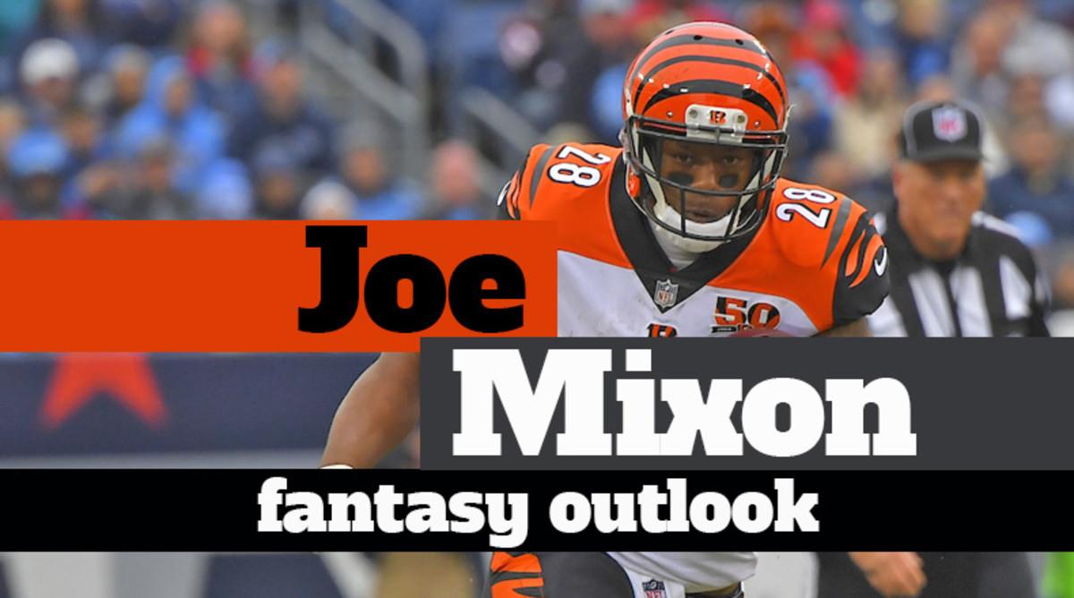 Joe Mixon: Fantasy Outlook 2019