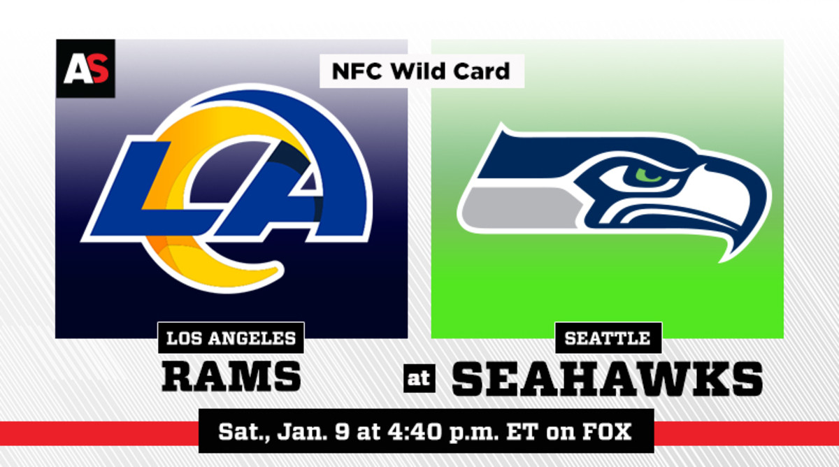 NFC Wild Card Prediction and Preview: Los Angeles Rams vs. Seattle Seahawks