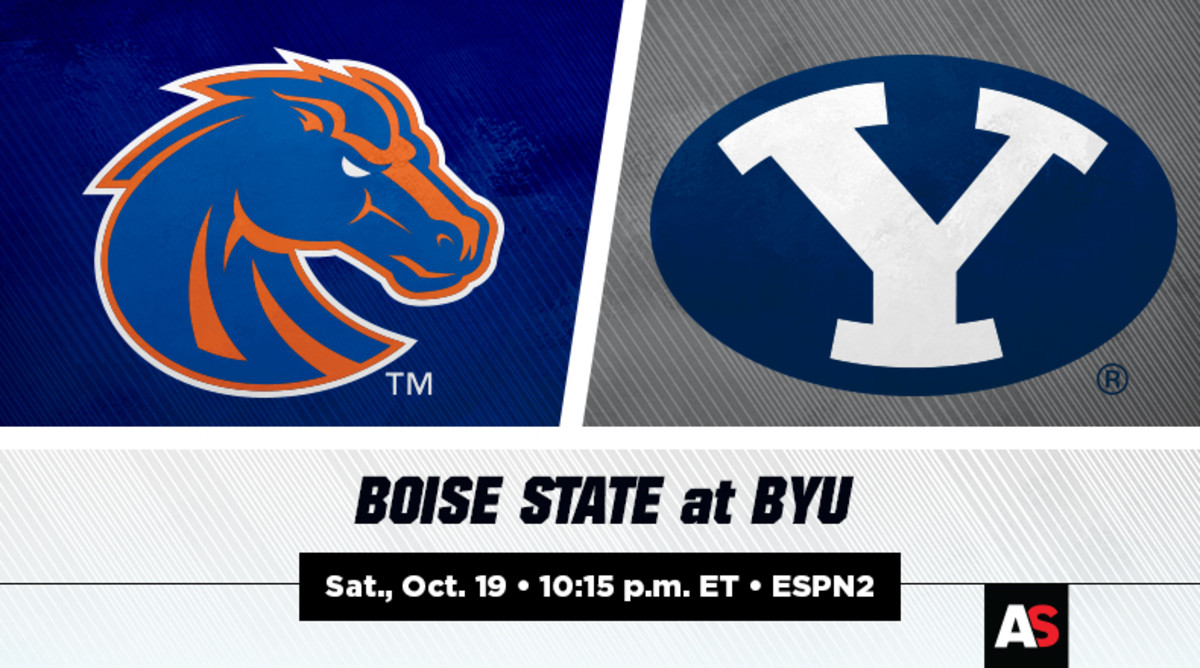 Boise State vs. BYU Football Prediction and Preview
