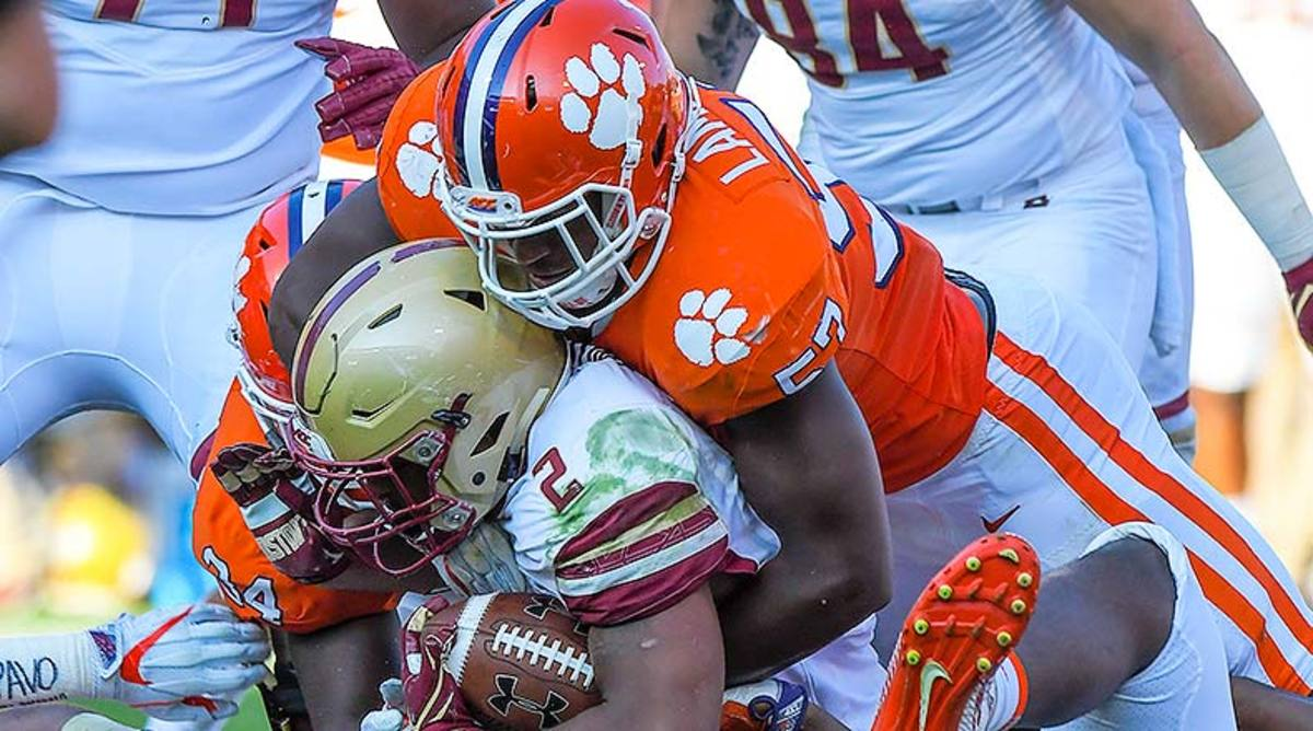 Ranking the ACC's Toughest College Football Schedules in 2019