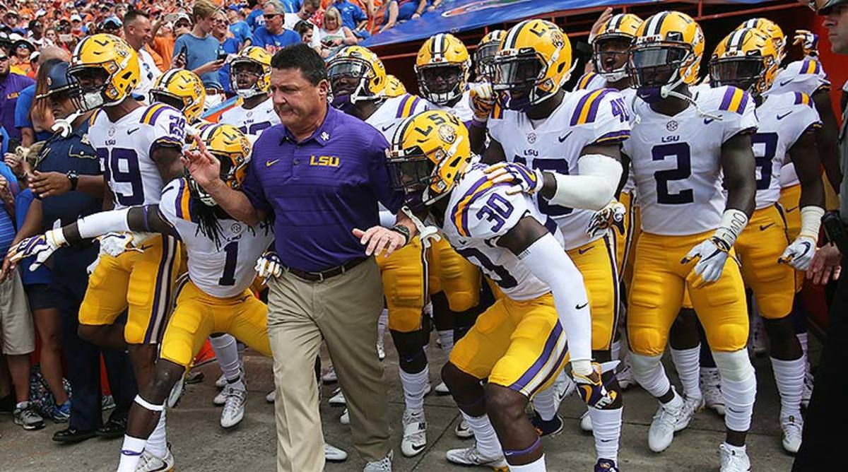 Ole Miss vs. LSU Football Prediction and Preview