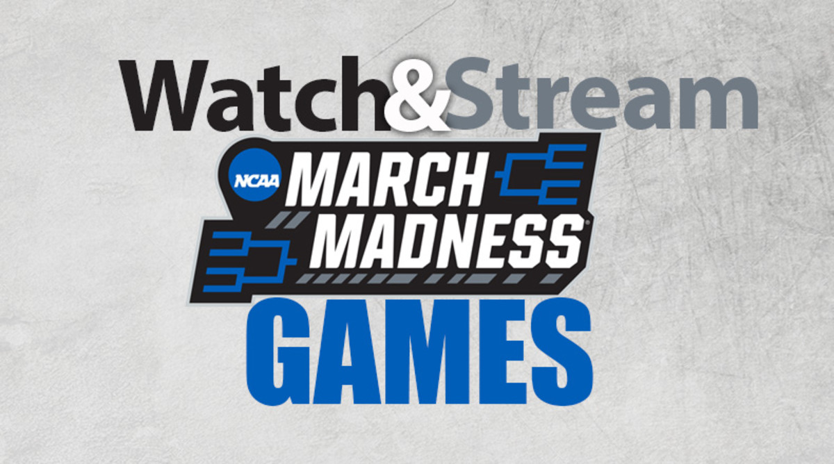 How to Watch and Stream NCAA Tournament March Madness Games Online (some for free)