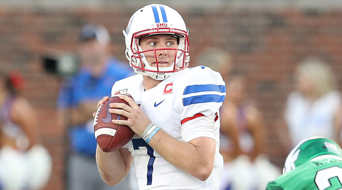 2020 American Athletic Conference Quarterback Rankings