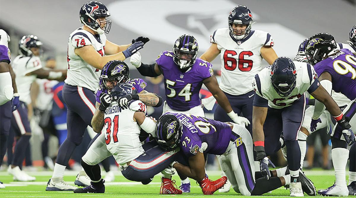 Defense/Special Teams Rankings Week 4: Baltimore Ravens