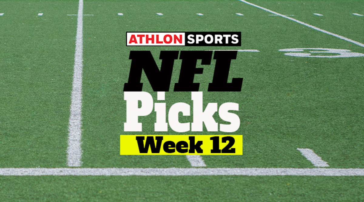 NFL Predictions: Week 12 Picks for Every Game