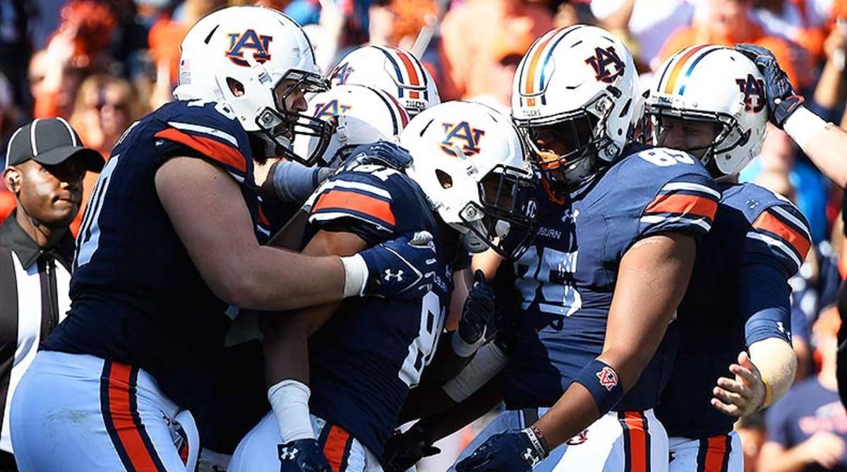 Auburn (AU) vs. South Carolina Football Prediction and Preview