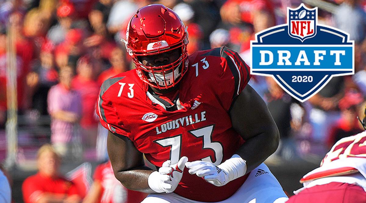 2020 NFL Draft Profile: Mekhi Becton