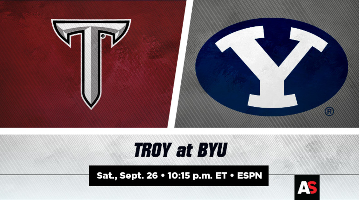 Troy vs. BYU Football Prediction and Preview