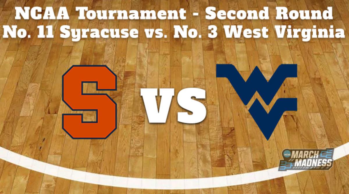Syracuse Orange vs. West Virginia Mountaineers Prediction: NCAA Tournament Second Round Preview