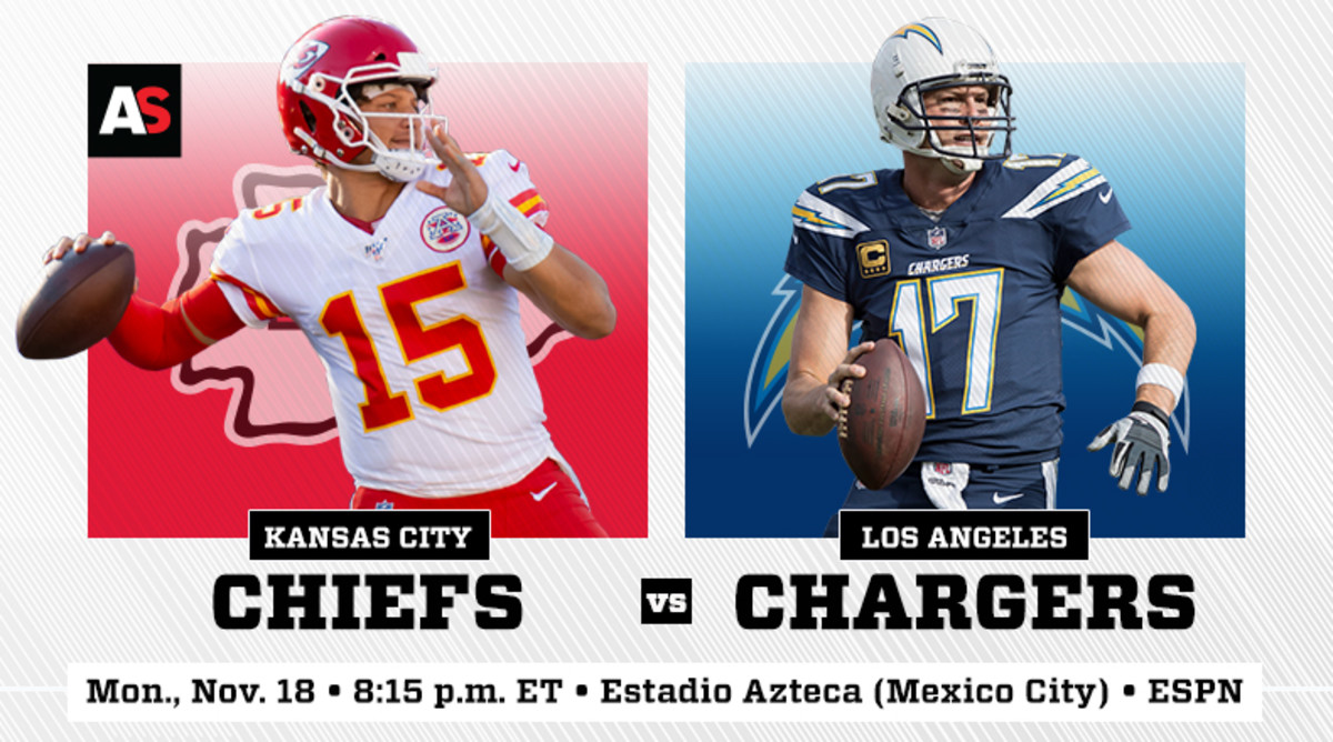 Monday Night Football: Kansas City Chiefs vs. Los Angeles Chargers Prediction and Preview