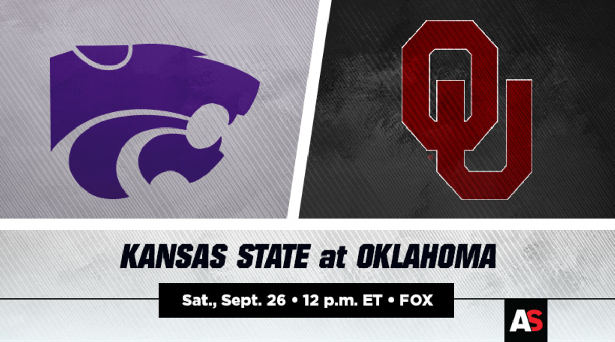 Kansas State (KSU) vs. Oklahoma (OU) Football Prediction and Preview