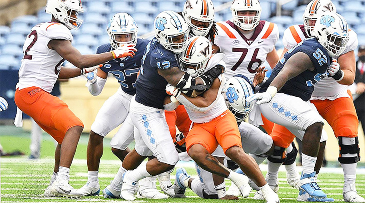 North Carolina Football: Tar Heels' 2021 Schedule Analysis
