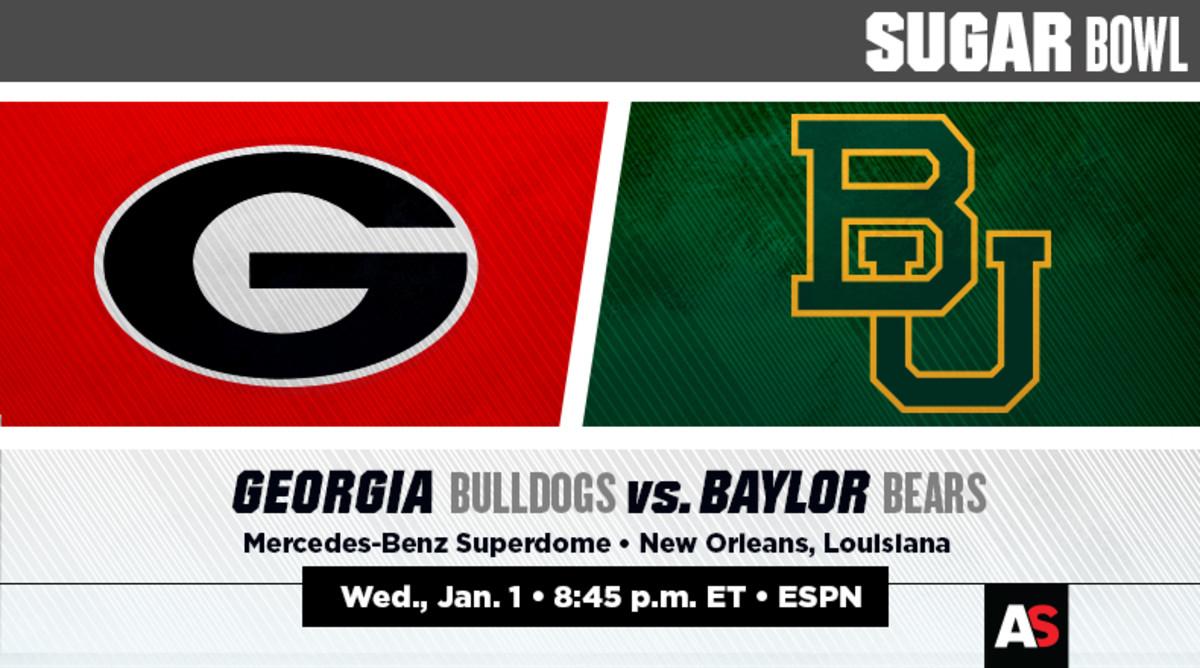 Sugar Bowl Prediction and Preview: Georgia vs. Baylor