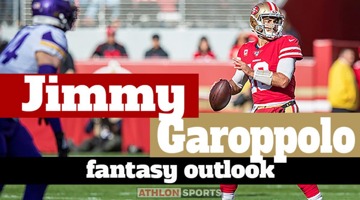 Jimmy Garoppolo: Fantasy Outlook 2020