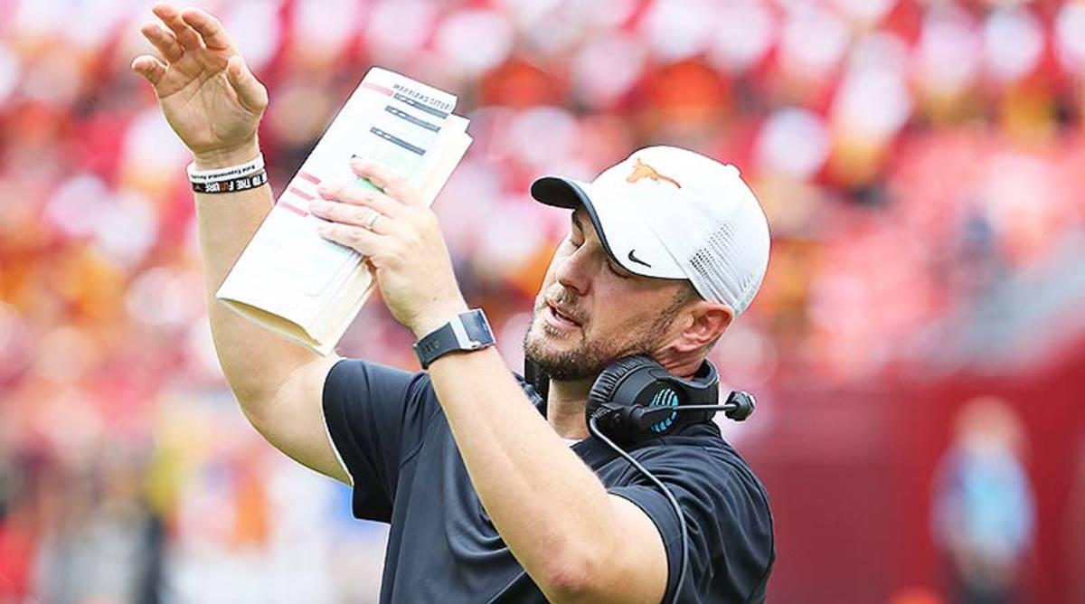Seven-Step Drop: Familiar Woes Keep Dooming High-Profile Head Coaches