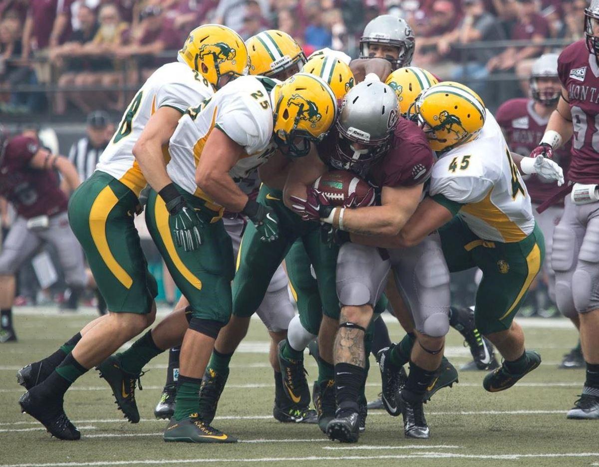FCS Football: North Dakota State, Montana Headline Winningest FCS Programs This Century