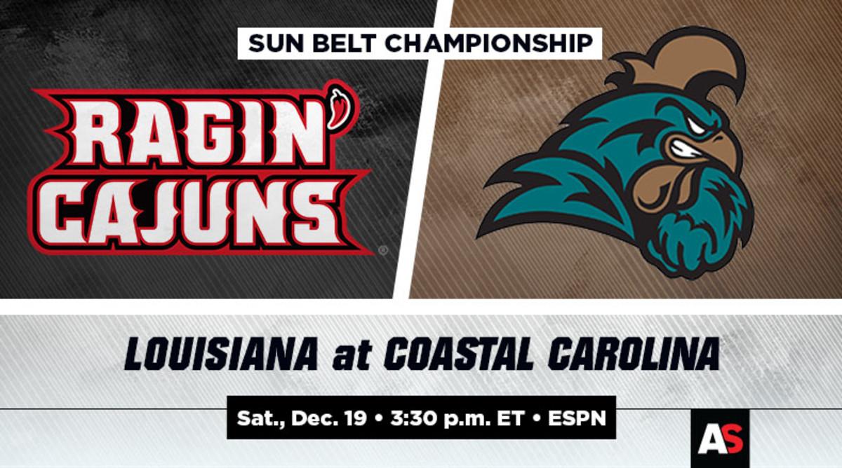 Sun Belt Championship Prediction and Preview: Louisiana vs. Coastal Carolina