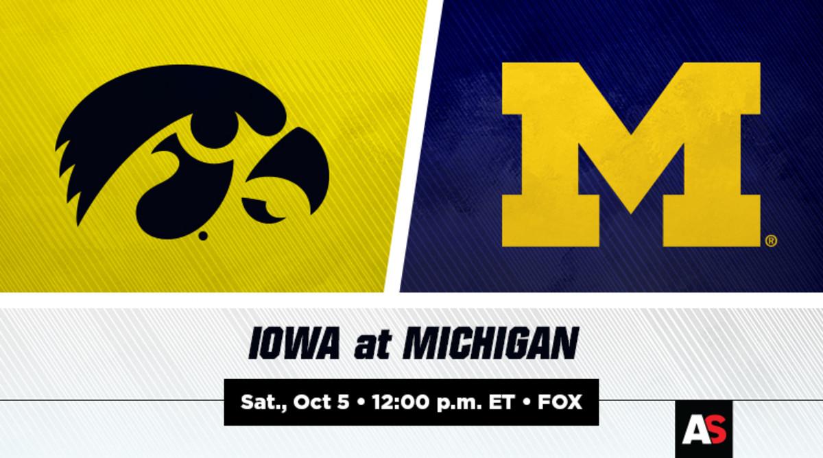 Iowa vs. Michigan Football Prediction and Preview