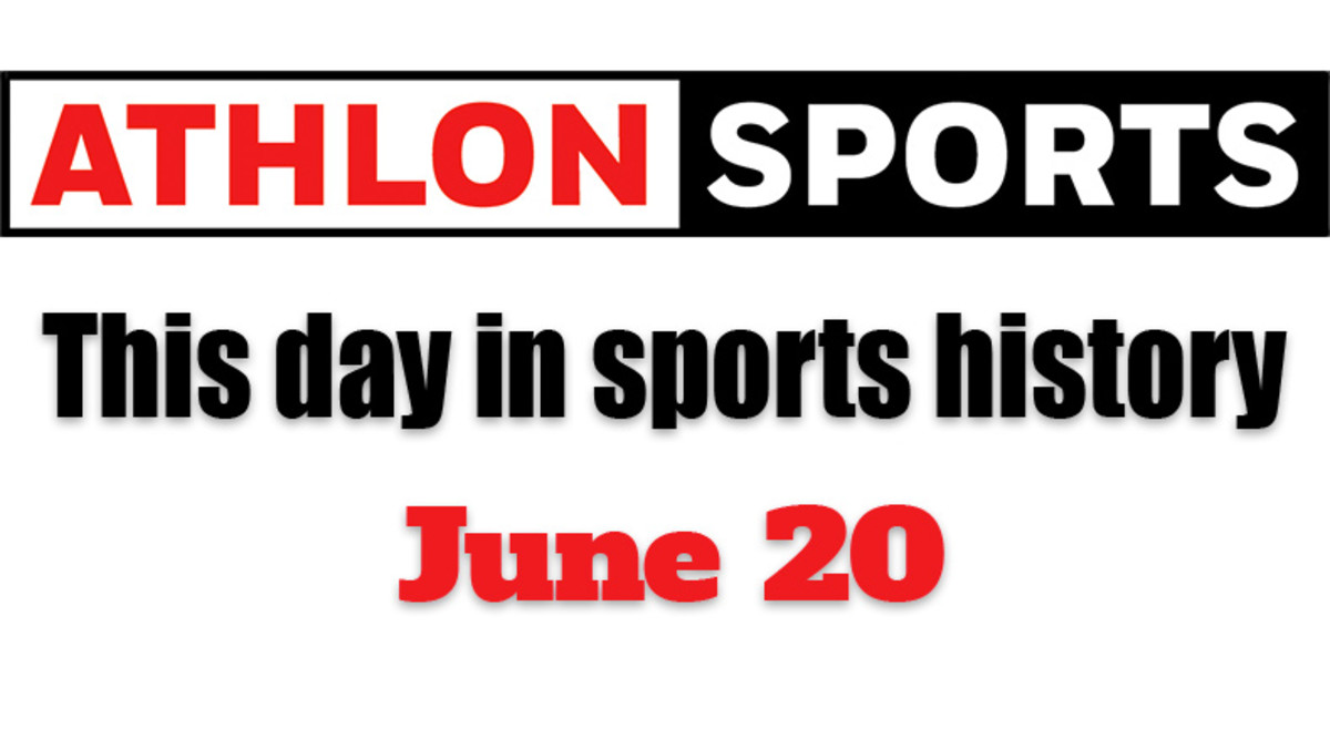 This Day in Sports History: June 20