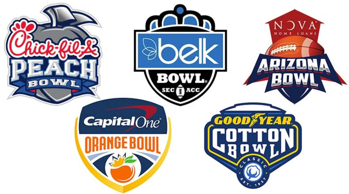 College Football Bowl Games on TV Today (Saturday, Dec. 29)