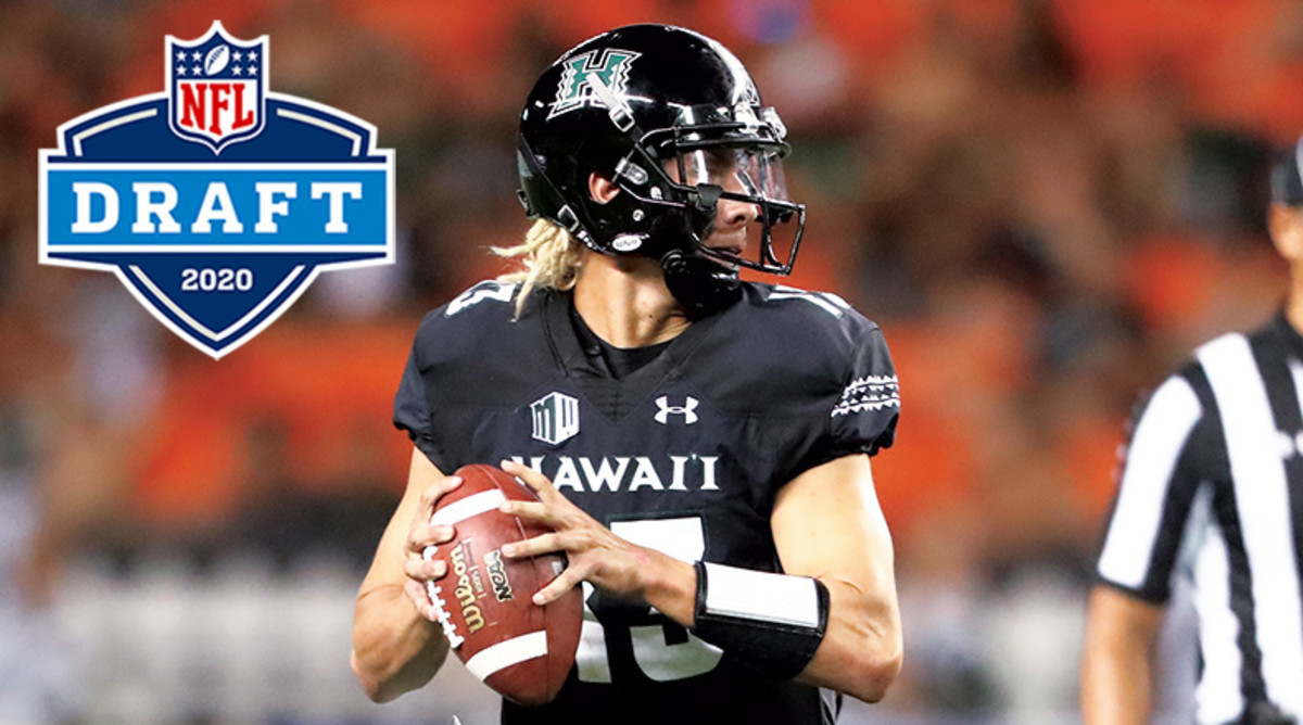 2020 NFL Draft Profile: Cole McDonald