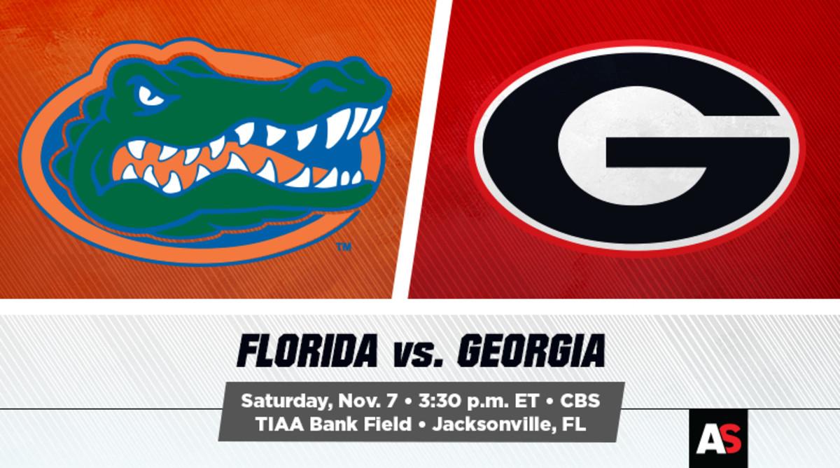 Florida vs. Georgia Football Prediction and Preview