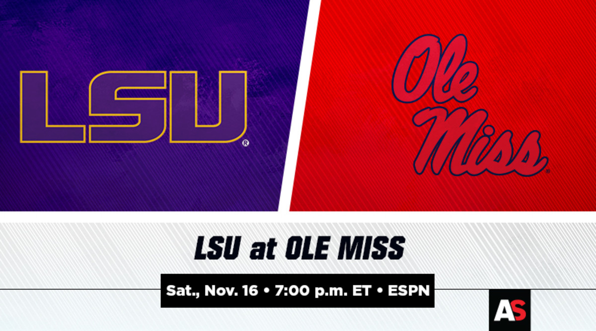 LSU vs. Ole Miss Football Prediction and Preview