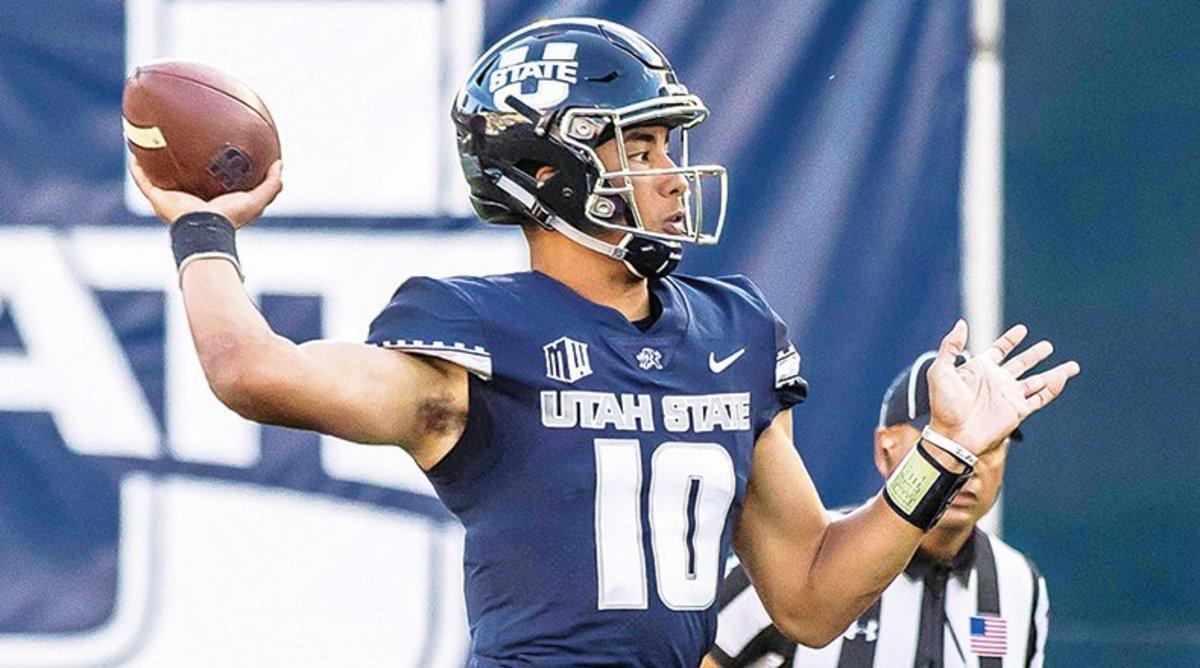 Jordan Love, Utah State Aggies Football