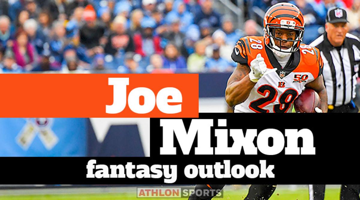 Joe Mixon: Fantasy Outlook 2020