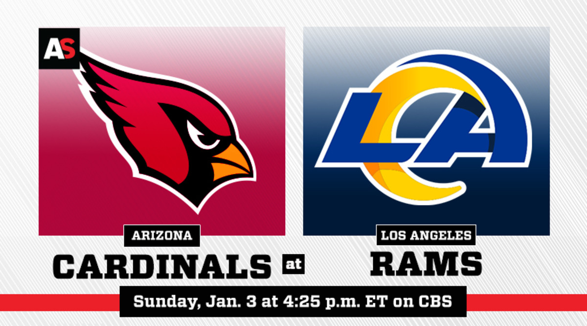 Arizona Cardinals vs. Los Angeles Rams Prediction and Preview