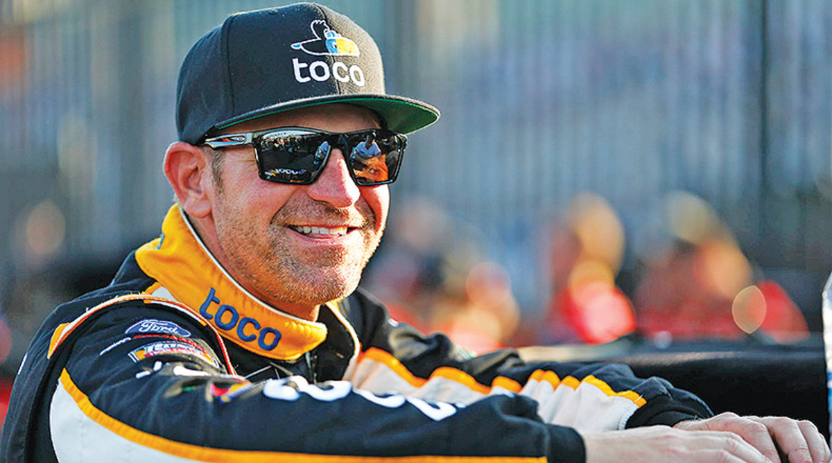NASCAR Cup Series Driver Clint Bowyer is 40 and Feels Great