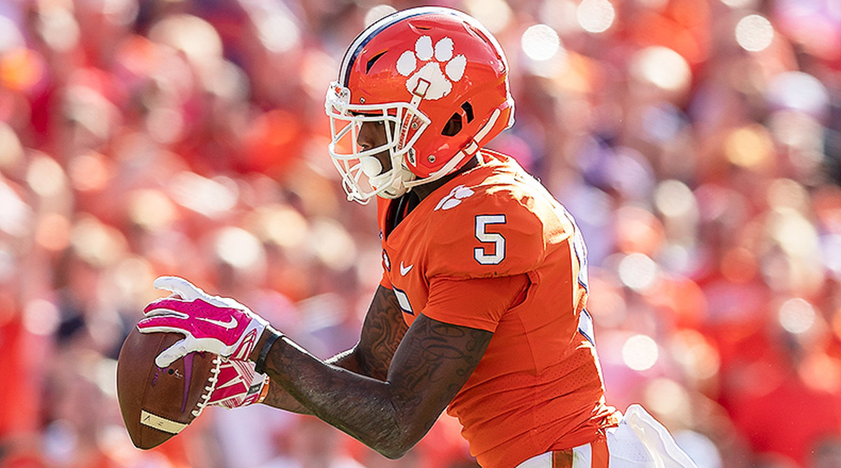 10 Clemson Tigers Who Could Be Selected in the 2020 NFL Draft