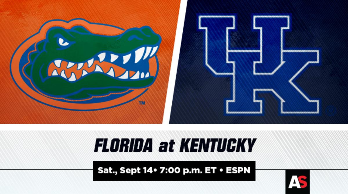 Florida vs. Kentucky Football Prediction and Preview