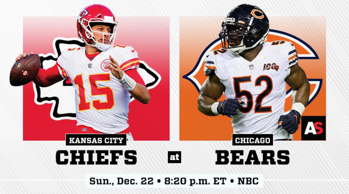 Sunday Night Football: Kansas City Chiefs vs. Chicago Bears Prediction and Preview