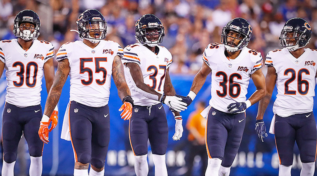 Chicago Bears 53-Man Roster Projections After Third Preseason Game